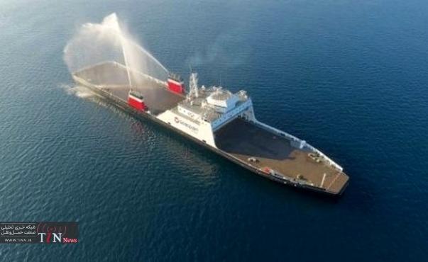 BV classes Seaspan's Hybrid LNG fuelled powered ferry