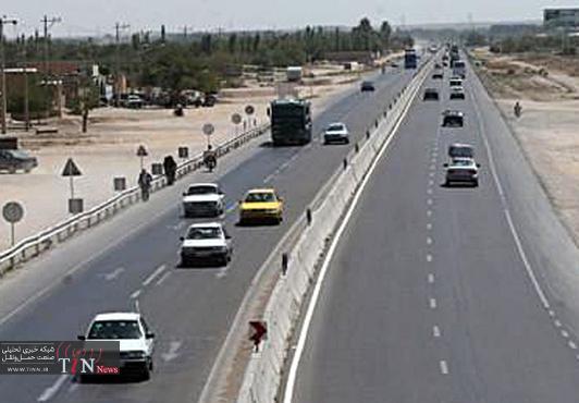 گزارش وضعیت راه ها در نخستین روز سال ۹۳