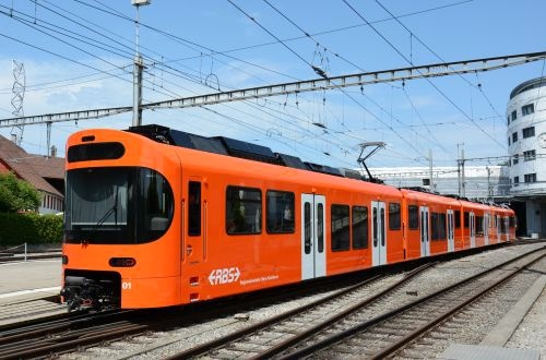 Stadler delivers first Worbla EMU for Bern Line S7