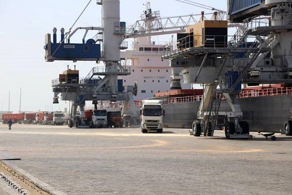 رونق ۹۵ درصدی ترانزیت کالا در بزرگترین بندر اقیانوسی کشور