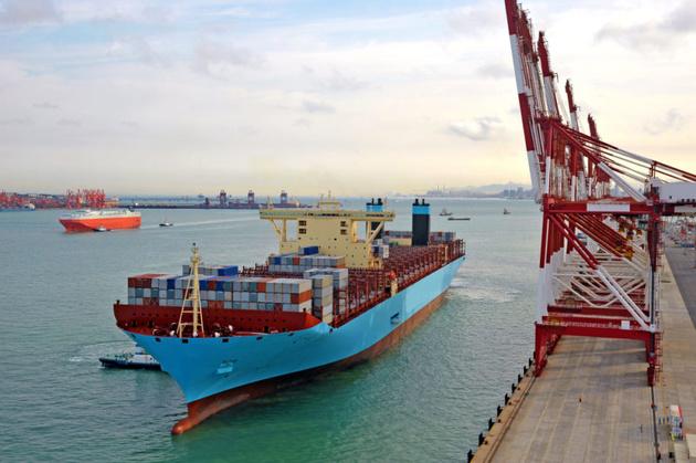 Maersk Loses Top Female Exec