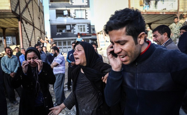 آخرین فهرست اسامی کشته شدگان زلزله استان کرمانشاه اعلام شد
