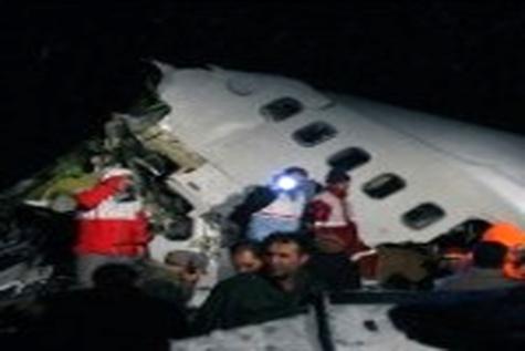 احتمال کشته شدن ۱۱ نفر در حادثه سقوط هواپیمای لهستانی