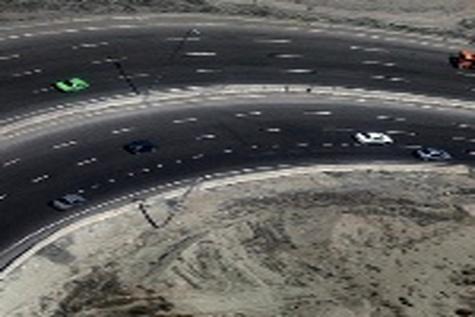 باند غربی آزاد راه رشت قزوین مسدود میشود