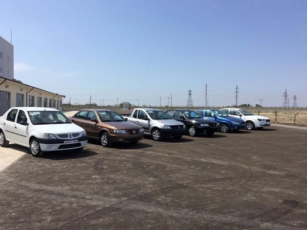 ایرانخودرو، مشارکتی در باکو خودرو میسازد