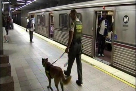 ایستگاه متروی لوسآنجلس به دلیل تهدید امنیتی تخلیه شد