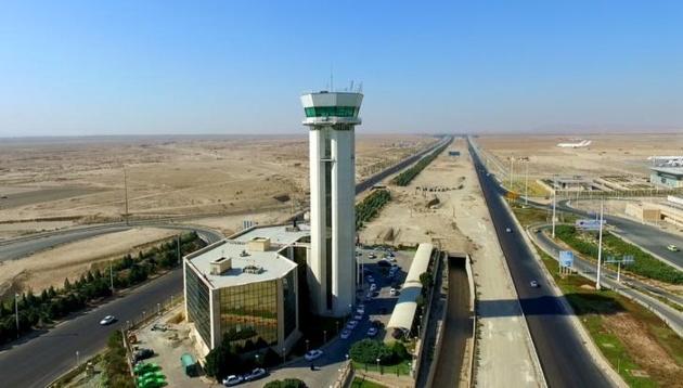 نخستین پرواز داخلی فرودگاه امام انجام شد