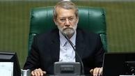 انتخاب دوباره لاریجانی به ریاست مجلس