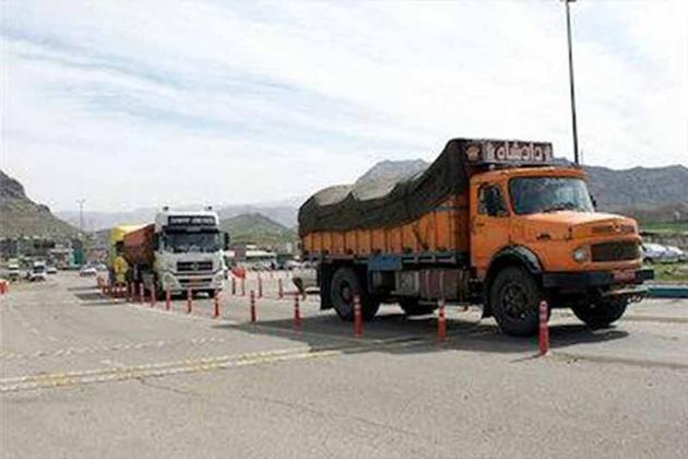 یک میلیون و ۳۰۰ هزار تن کالا در چهارمحال و بختیاری جابهجا شد