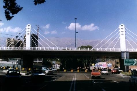 مرمت روکش آسفالت پلهای سوارهرو شهر تهران