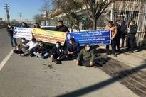 فیلم| تجمع اعتراضی ثبت نام کنندگان نیسان وانت زامیاد