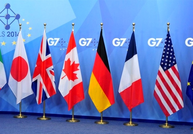 مقابله کشورهای گروه ۷ با پروژه جاده ابریشم چین