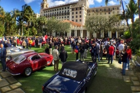 Cavallino Classic ۲۰۱۶ serves up a Ferrari feast - ۲