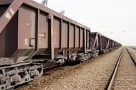 ظرفیت بارگیری مواد اولیه در راهآهن شرق افزایش مییابد