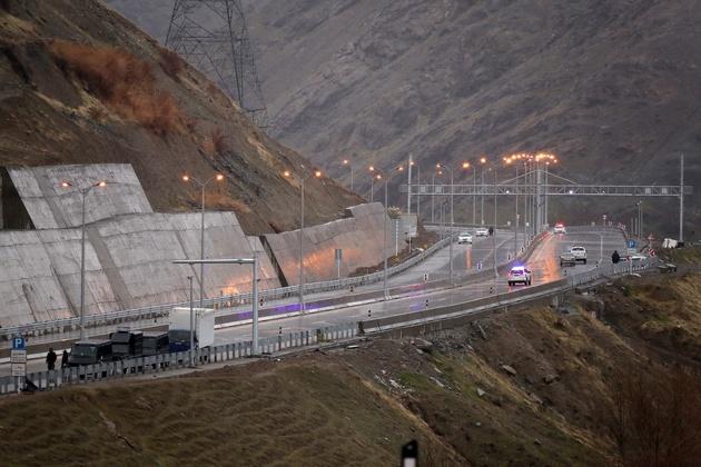 گرانترین عوارض تردد خودرو در منطقه یک آزادراه تهران-شمال