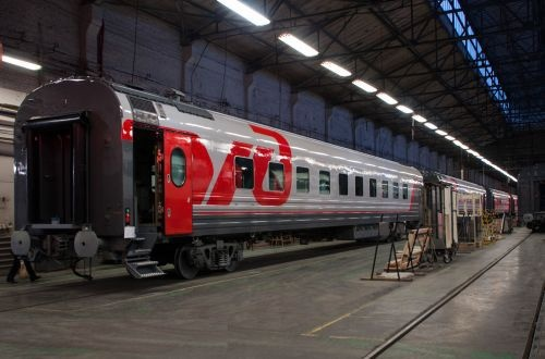 RZD orders 293 coaches from Tver Carriage Works