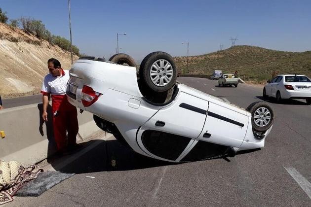 کاهش ۴۱ درصدی قربانیان حوادث رانندگی در نوروز کرونایی