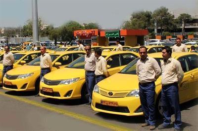 توزیع 90 هزار حلقه لاستیک با نرخ دولتی بین رانندگان تاکسی در کشور