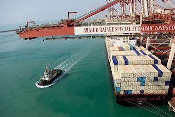 صادرات غیر نفتی بنادر هرمزگان ۱۴.۷درصد افزایش یافت