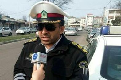 حضور ۲۰ گروه پلیس نامحسوس با تجهیزات پیشرفته در جادههای گیلان