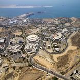 Chabahar port en route of development
