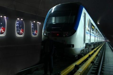 ساعات کار مترو اصفهان افزایش یافت / جابهجایی هزار مسافر در طول روز