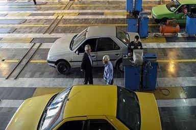 معاینه فنی رایگان تاکسی های تهران از امسال؛ مراجعه فقط به مراکز منتخب