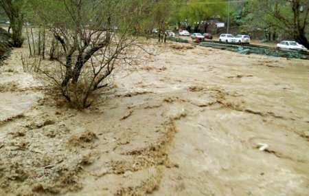 هشدار وقوع سیلاب در ۷ استان کشور/ آسمان تهران بارانی میشود