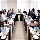 گزارش نخستین نشست نمایندگان استانی معاونت حملونقل در سال ۹۷