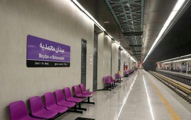 بهرهبرداری از آسانسور ایستگاههای مترو بسیج و محمدیه