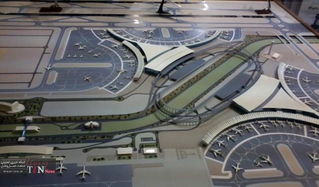 شهر فرودگاهی امام زیر نظر مستقیم آخوندی است