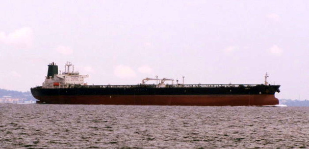 Cargo leakage from Iranian tanker stopped