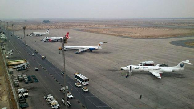 برقراری مجدد پروازهای مسیر اصفهان- دمشق پس از 8 سال