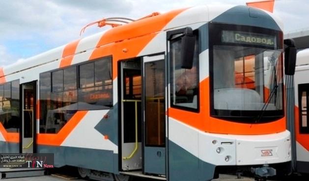 Vladikavkaz orders trams