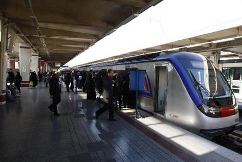 مانور تبلیغاتی اشتباه با آمار مترو
