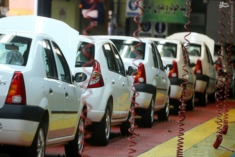 صادرات خودرو به عراق متوقف شد