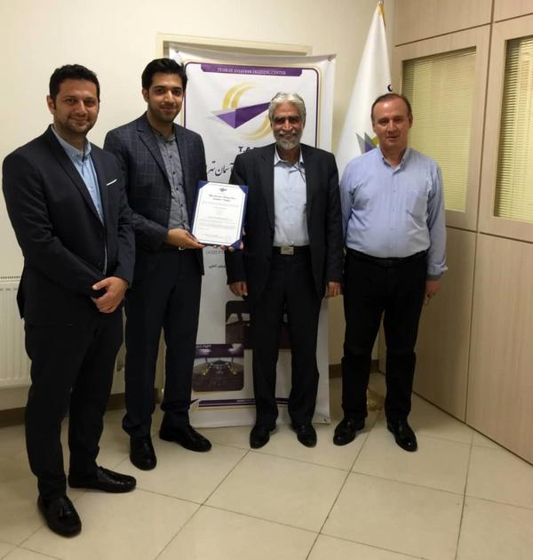 دریافت تاییدیه FTD سیمولاتور توسط مرکز آموزش هوانوردی توسعه دانش تهران