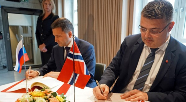 Norway, Russia agree to acquire seismic data in Barents Sea