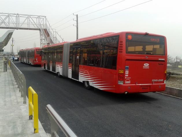 تغییر محل ایستگاه مبدا خط تندروی میدان راهآهن- پارکوی