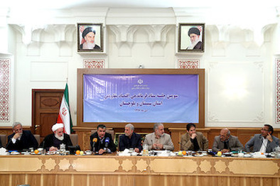 تاکید بر پیگیری ۱۶ محرک اقتصادی در سیستان و بلوچستان