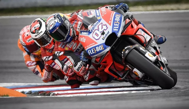 Ducati and Dovizioso Win the 2018 MotoGP Grand Prix of the Czech Republic