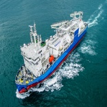 World's Largest LNG Bunker Supply Vessel Heads for the Baltic Sea