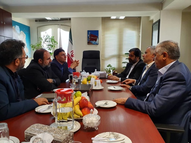 تامین ریل خطآهن اردبیل توسط ذوبآهن اصفهان
