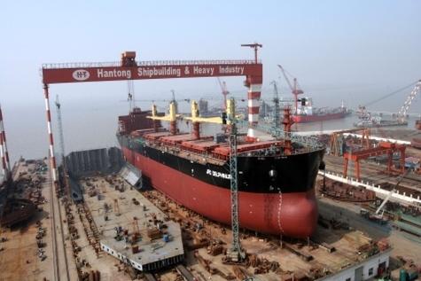 کشتیساز ایران بیمشتری مانده، با کرهایها قرارداد میبندیم!