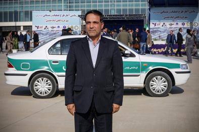 گزارش تصویری/مانور عملیات زمستانی فرودگاه امامخمینی