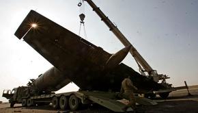 ششم آذر 85؛ سقوط هواپیمای آنتونف نظامی در فرودگاه مهرآباد