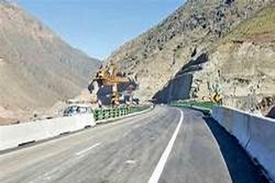 پایان عملیات اجرایی ساخت پنج کیلومتر از بزرگراه زابل- زاهدان