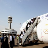 اعزام ۴۵۰۰ زائر بیتاللهالحرام از فرودگاه تبریز