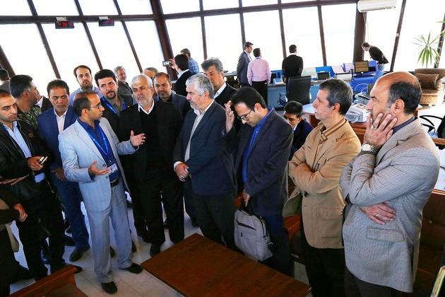 آمادگی برای صیانت از زیرساختهای فرودگاه مشهد با برگزاری رزمایش پدافند غیرعامل