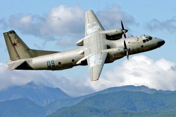 هواپیمای روسیه با ۲۸ سرنشین از صفحه رادار ناپدید شد